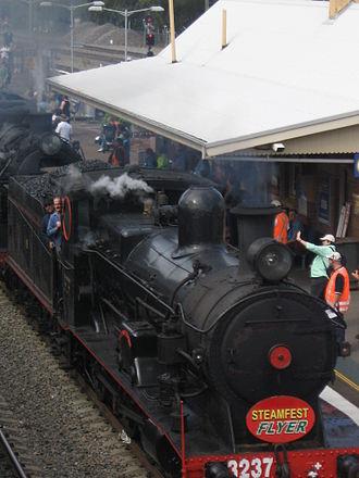 Hunter Valley Steamfest - Image: 3237 steamfest 2009