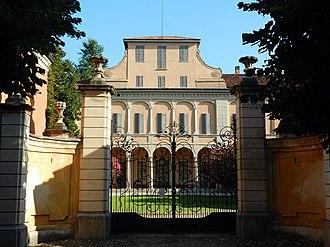 Bussero - Image: 3772Bussero Villa Sioli Legnani