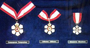 加拿大勋章