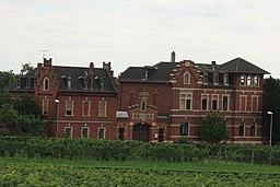 Bahnhofstraße in Hochheim am Main