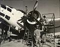 459 Squadron RAAF Hudson maintenance Gambut 1944 AWM MEB0115.jpg