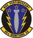 48 Munitions Sq emblem.png