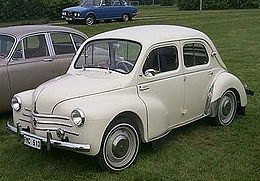 Renault 4 cv for sale