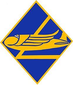 50th Air Division crest