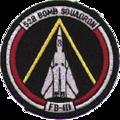 528th Bombardment Squadron - SAC - Emblem.png
