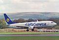 5B-DBU Boeing 737-8Q8 (cn 32796 1272) Eurocypria Airlines. (6693730887).jpg