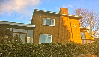 5 Gibralter Hill Lincoln, by Edward Alban, 1955 5 Gibralter Hill Lincoln.jpg