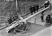 5inch 51cal US naval gun