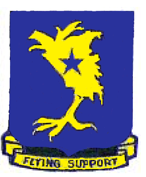 64th Air Expeditionary Group - Image: 64 Troop Carrier Group emblem