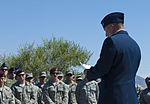 66th Rescue Squadron, Pedro 66, speech, road dedication 130610-F-MF020-017.jpg