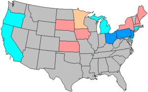 United States House of Representatives elections, 1936 - Image: 75 us house changes
