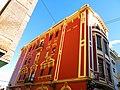 768 Edifici al carrer de la Reina 100, el Cabanyal (València), façana c. Columbretes.jpg
