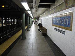 77th Street IRT Lexington 1489.JPG