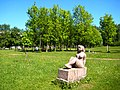 836. Санкт-Петербург. Муринский парк.JPG