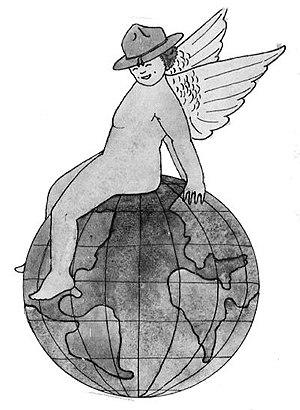 85th Aero Squadron - Image: 85th Aero Squadron Emblem