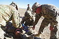 864th Engineer Battalion medics train to real life situations while deployed in Afghanistan 130618-A-NS113-965.jpg