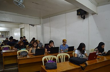 8th Waray Wikipedia Edit-a-thon 12.JPG