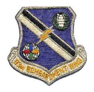 93d Air-Ground Operations Wing - Emblem of the 93d Bombardment Wing