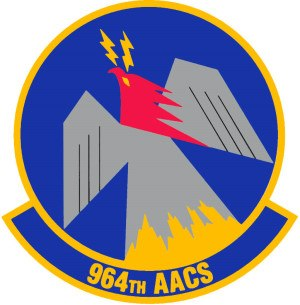 964th Airborne Air Control Squadron - Image: 964th Airborne Air Control Squadron