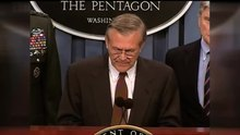 File:9 11 Terror Attacks Historical Pentagon Briefing.webm