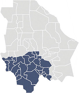 Ninth Federal Electoral District of Chihuahua federal electoral district of Mexico