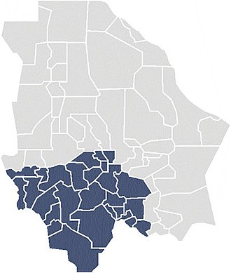 Ninth Federal Electoral District of Chihuahua - District Chih-IX