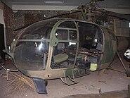 Aérospatiale Alouette III Gunship-001