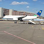 A330 of Air Namibia in Frankfurt Airport - 2016-05-05.jpg