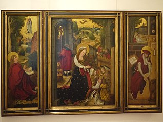 Aschaffenburger Triptychon
