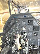 AH-1P rear cockpit