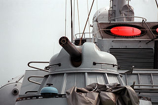 AK-630 Soviet and Russian fully automatic naval close-in weapon system