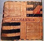 AKV Alemannia 1. Fahne 1891,95