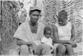 ASC Leiden - Coutinho Collection - 4 23 - PAIGC soldiers and their families in a military camp, Guinea-Bissau - 1974.tif