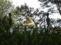 A Golden Griffin at Portmeirion - geograph.org.uk - 1059129.jpg