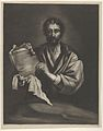 A Philosopher, looking forward, holding a book with a cloth MET DP836600.jpg