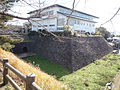 A part of Hiji Castle ruins.jpg