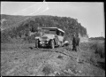 A tourer type model of motor-car on the Tauranga road. ATLIB 293797.png
