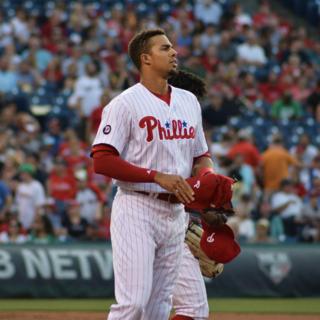 Aaron Altherr American baseball player