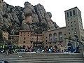 Abadia de Montserrat, Montserrat, Catalunya.jpg