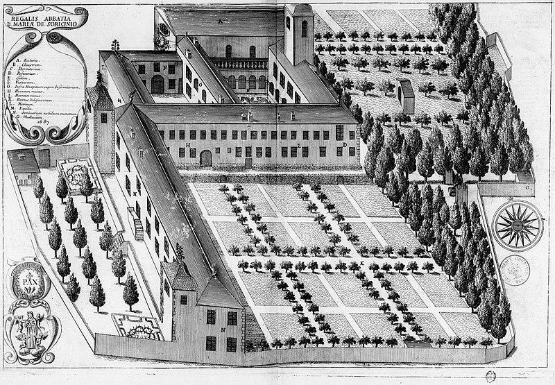 Fichier:Abbaye Notre-Dame de Sorèze dans Monasticon Gallicanum.jpg