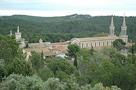 Abbaye Saint-Michel-de-Frigolet (2008)
