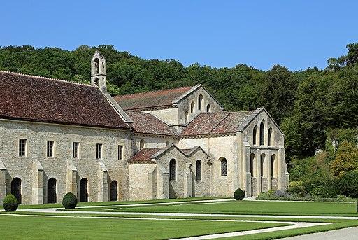 Abbaye de Fontenay R03