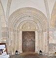 Abbey Millstatt, romanesque portal 01.jpg