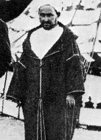 Abd el-Krim - Abd-el-Krim in his elder years