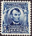 Abraham Lincoln 1903 Issue-5c.jpg