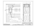 Abram G. Eckerson House, Chestnut Ridge Road, Montvale, Bergen County, NJ HABS NJ,2-MONT,1- (sheet 14 of 17).png