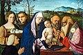 Accademia - Presentazione di Gesù al tempio di Francesco Bissolo.jpg