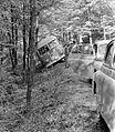 Accident, woods, Ikarus-brand, bus, automobile Fortepan 7628.jpg