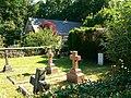Across the graveyard, Savernake Christchurch, Cadley - geograph.org.uk - 1369877.jpg