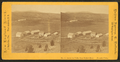 Across the valley, from Clarke's (Clark's) hotel. Kennebec Valley, by John Bachelder.png